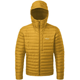 Rab Microlight Alpine Jacket Men yellow